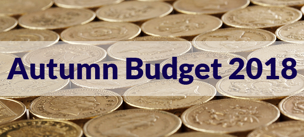 Autumn budget 2018 for small businesses